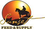 Sunset Feed & Supply Logo
