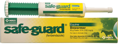 safe-guard-equine-dewormer at sunset feed miami