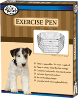 four-paws-lightweight-exercise-pens-@-sunset-feed-miami