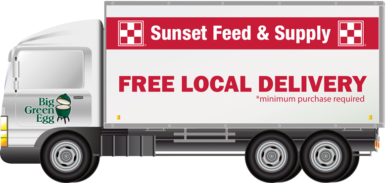 Free Local Delivery @ Sunset Feed Miami