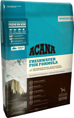 acana-heritage-freshwater-fish-formula-dog-food-at-sunset-feed-miami