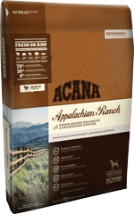 acana-regionals-applalacian-ranch-formula-dog-food-at-sunset-feed-miami