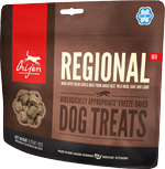 orijen-regional-red-biologically-appropriate-dog-treats at sunset feed miami