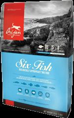 orijen-six-fish-biologically-appropriate-dog-food-at-sunset-feed-miami