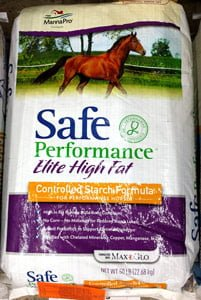 manna-pro-safe-performance-elite-high-fat-horse-food-at-sunset-feed-miami
