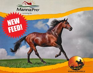 New Manna Pro Horse Feed @ Sunset Feed Miami