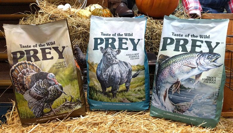 Taste of the Wild Prey Dog Food @ Sunset Feed Miami