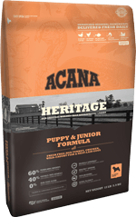 acana-heritage-puppy-junior-formula-dog-food-at-sunset-feed-miami
