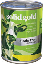 solid-gold-green-cow-holistic-dog-food @ sunset feed miami