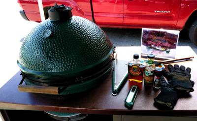 Big Green Egg Demo 9/16/16
