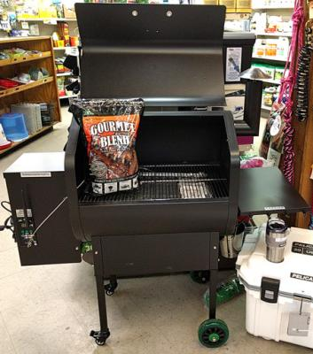 Daniel Boone Wifi Green Mountain Grill with Pellets