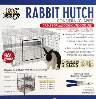 Pet Lodge Small Animal and Rabbit Home