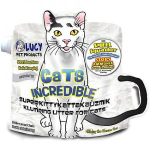 Lucy™ Cats Incredible™ Clumping Unscented Cat Litter