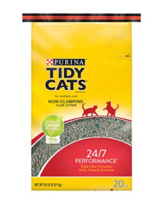 Purina Tidy Cats® Non-Clumping 24/7 Performance Cat Litter