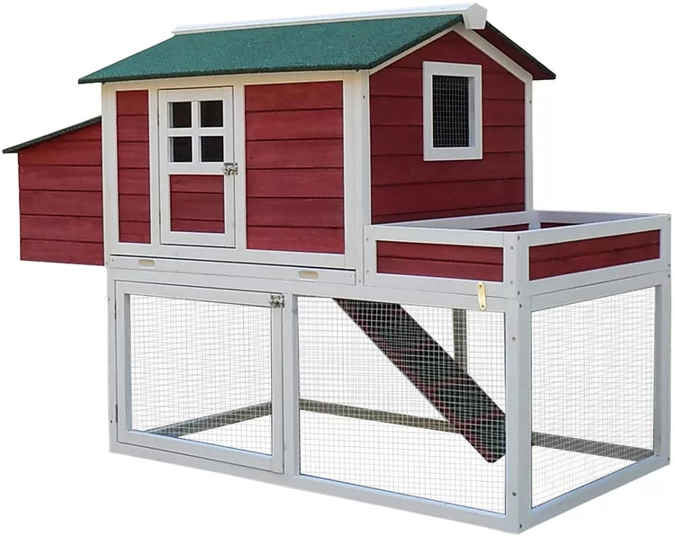 Hagerty Chicken Coop