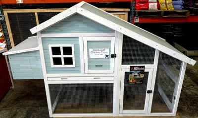 Nantucket Chicken Coop