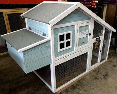 Nantucket Chicken Coop