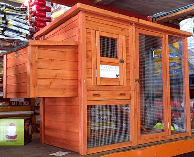Trixie Chicken Coop