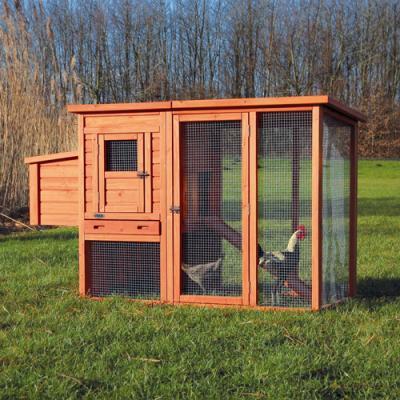 Trixie Chicken Coop