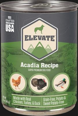 Acadia Wet Super Premium Dog Food