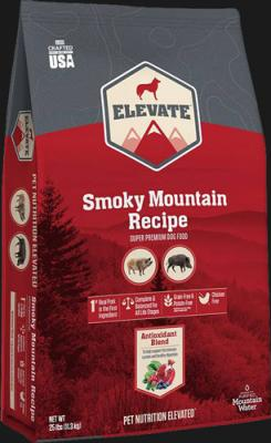 Smoky Mountain Dry Super Premium Dog Food
