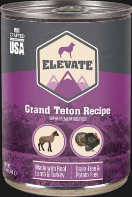 Grand Teton Wet Super Premium Dog Food