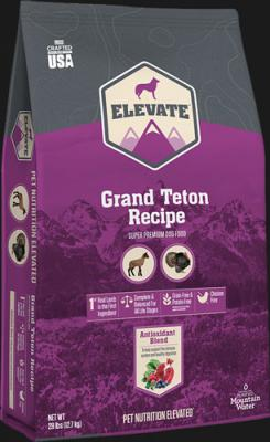 Grand Teton Dry Super Premium Dog Food