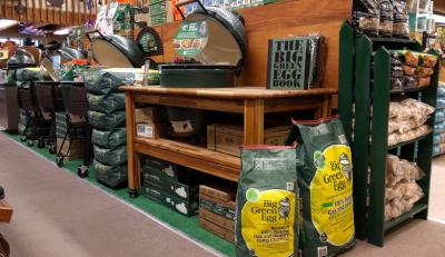 Big Green Egg Lineup