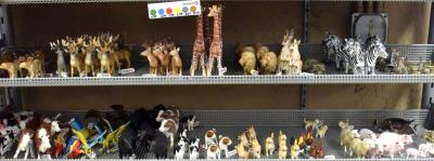 Animal Toy Figurines