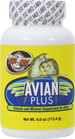 Zoo Med Avian Plus vitamin and mineral supplement for birds