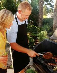 grilling-on-the-green-mountain-grill