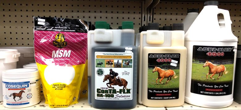 horse-joint-function-supplements-at-sunset-feed-miami