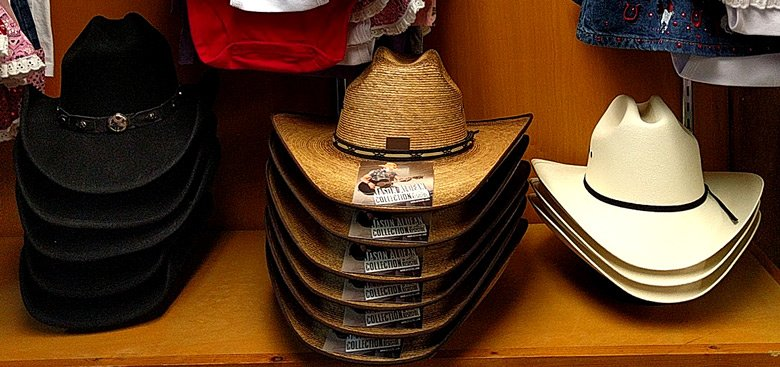 219e6d299e7 Jason Aldean Collection. Children s Western Hats