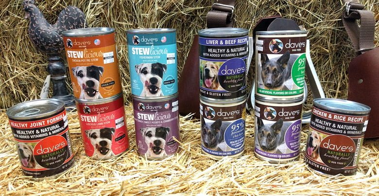 Dave's Canned Dog Food @ Sunset Feed Miami