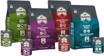 Elevate Super Premium Dog Food @ Sunset Feed Miami