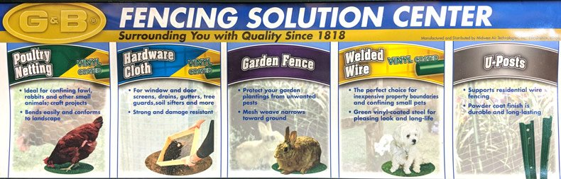 Fencing Solution Center @ Sunset Feed Miami
