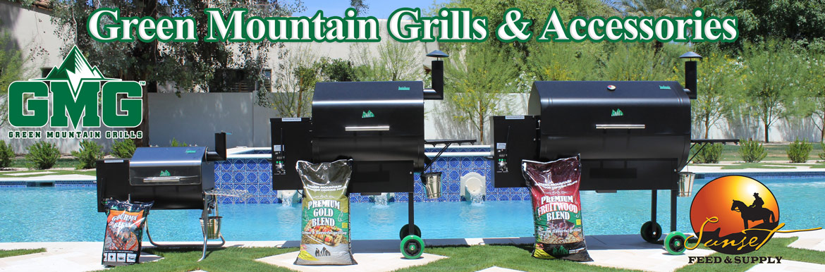 Green Mountain Grills & Accessories @ Sunset Feed Miami