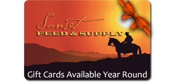Last Minute Gift Cards Available @ Sunset Feed Miami