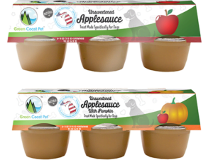 applesauce for dogs @ sunset feed miami