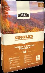 acana-singles-turkey-and-greens-formula-dog-food-at-sunset-feed-miami