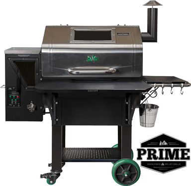 Green-Mountain-Grills-Daniel-Boone-Prime-Wifi-Stainless-Pellet-Grill @ Sunset Feed Miami