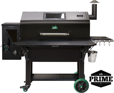 Green-Mountain-Grills-Jim-Bowie-Prime-Wifi-Black-Pellet-Grill-@-Sunset-Feed-Miami