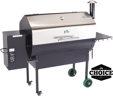 Jim-Bowie-Stainless-Green-Mountain-Grill @ Sunset Feed Miami
