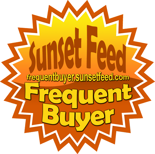 Sunset Feed & Supply Pet Food & Animal Feed Frequent Buyer Program
