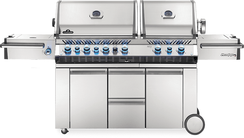 Napoleon Prestige Pro 800 Gas Grill @ Sunset Feed Miami