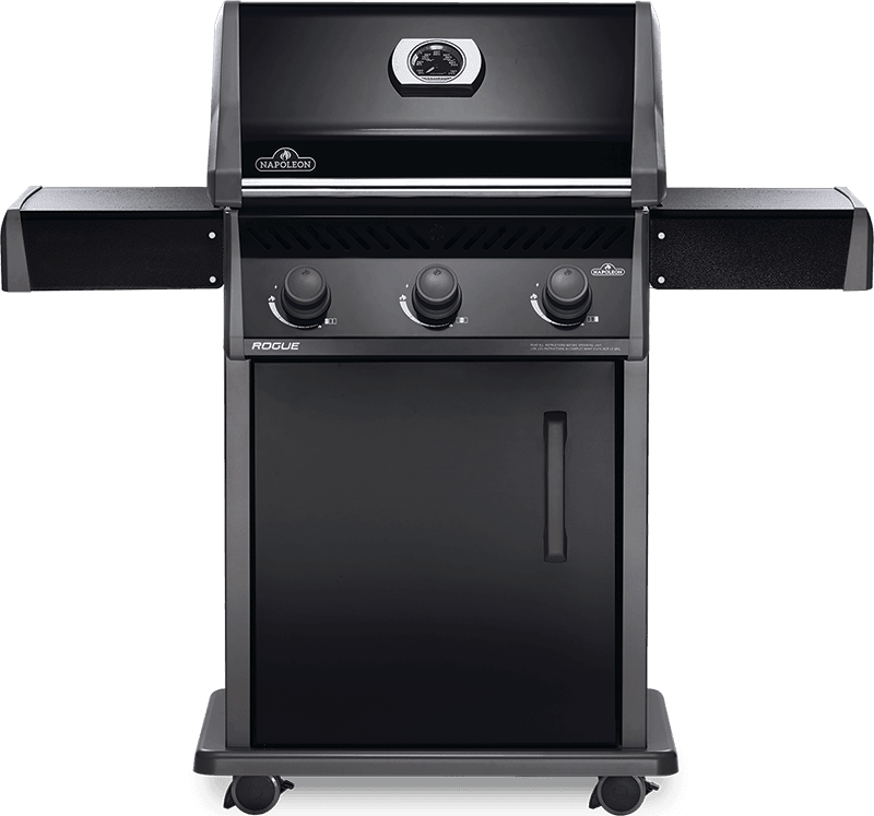 Napoleon Rogue 425 Propane Grill @ Sunset Feed Miami