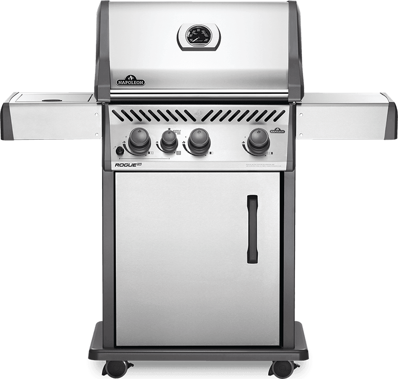 Napoleon Rogue XT 425 Gas Grill @ Sunset Feed Miami