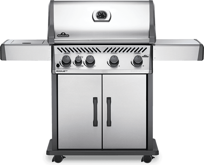 Napoleon Rogue XT 525 Stainless Steel Gas Grill @ Sunset Feed Miami