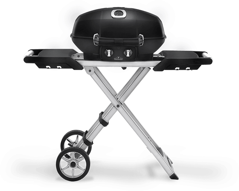 Napoleon TRAVELQ PRO285X Gas Grill with Scissor Cart @ Sunset Feed Miami