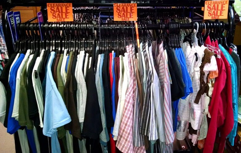 Western-Apparel-Clearance-Rack-@-Sunset-Feed-Miami